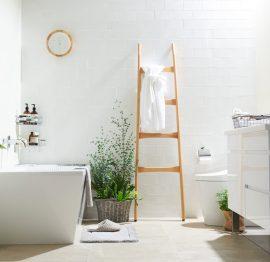 Un bagno total white? Un must che amo!