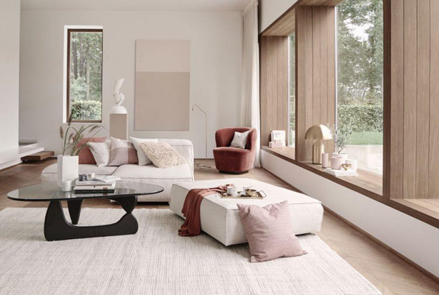 Una palette tutta rosa per H&M Home